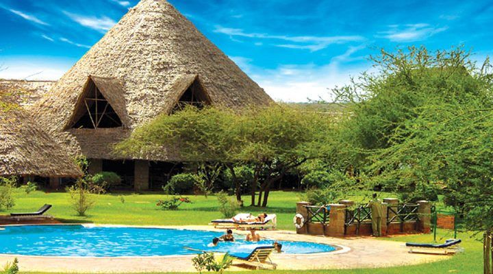 Where to stay in Tsavo East national park